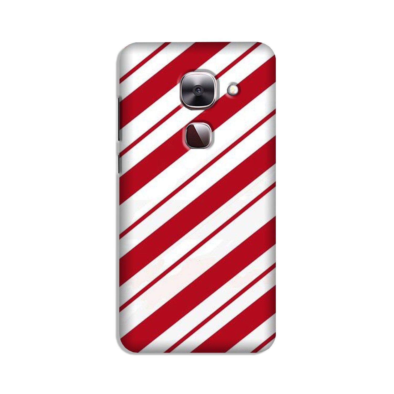 Red White Case for LeEco le 2s