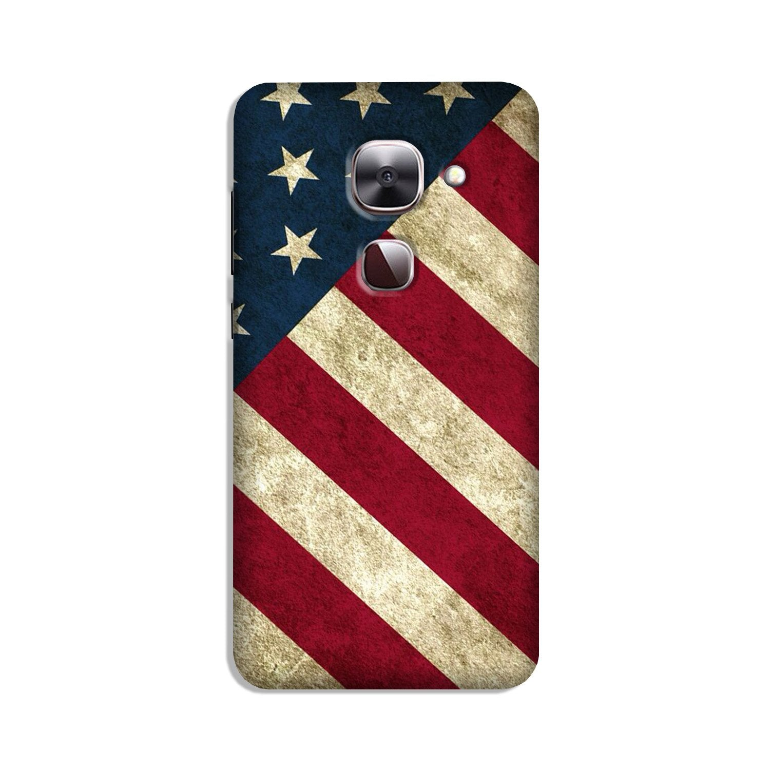 America Case for LeEco le 2s
