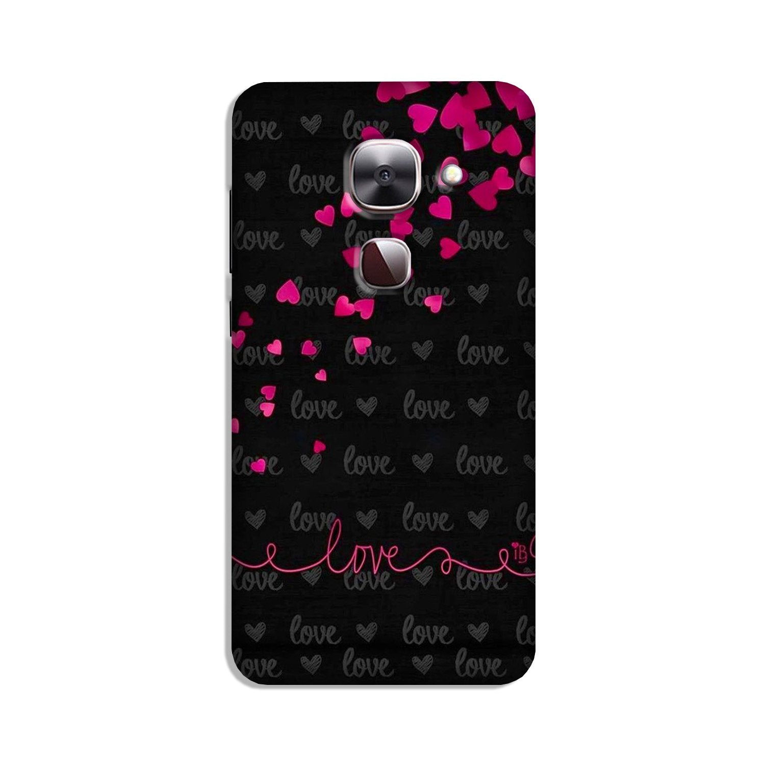 Love in Air Case for LeEco le 2s
