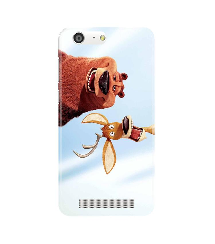 Polar Beer Mobile Back Case for Gionee M5 (Design - 344)