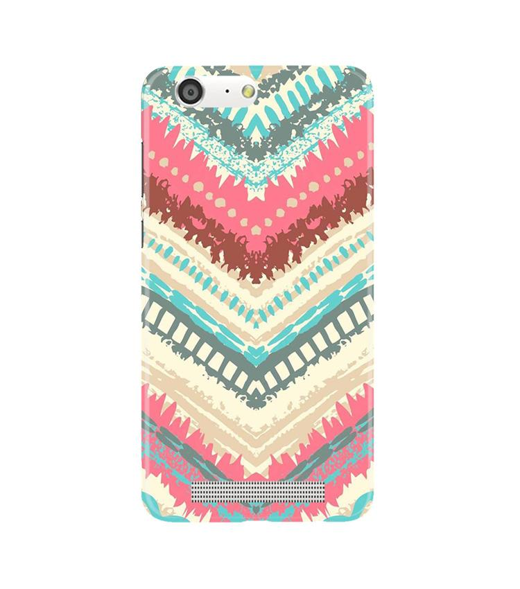Pattern Mobile Back Case for Gionee M5 (Design - 368)