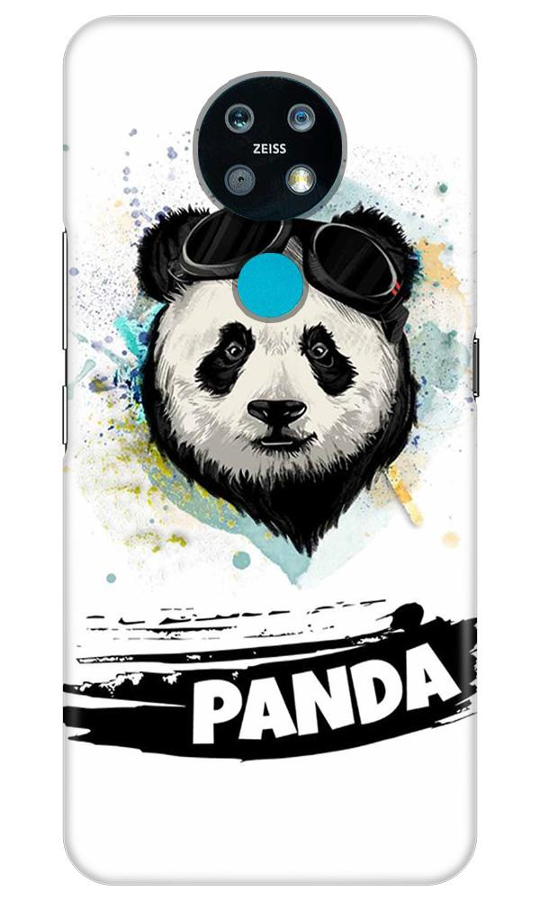 Panda Mobile Back Case for Nokia 7.2 (Design - 319)