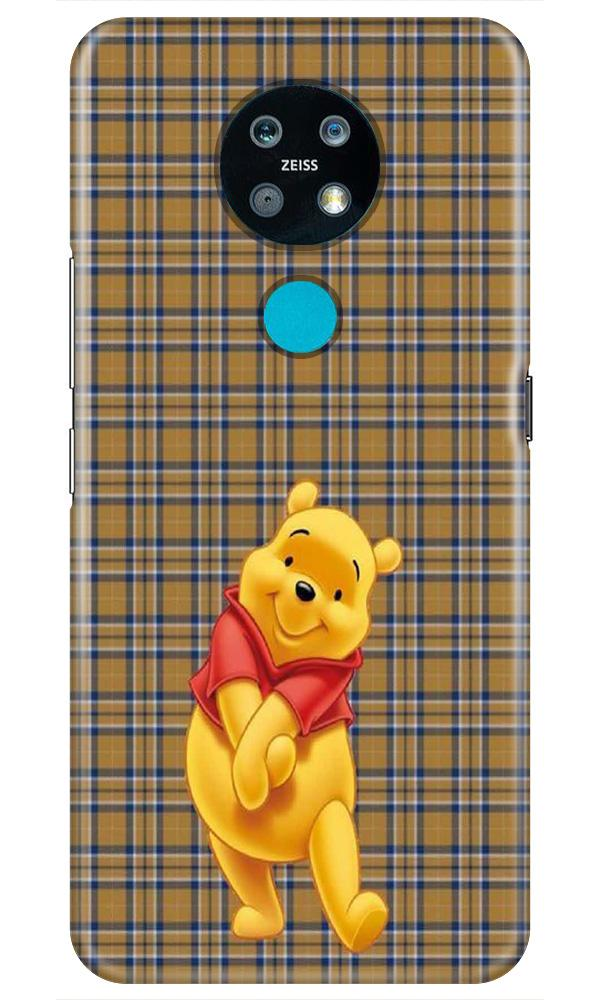 Pooh Mobile Back Case for Nokia 7.2 (Design - 321)