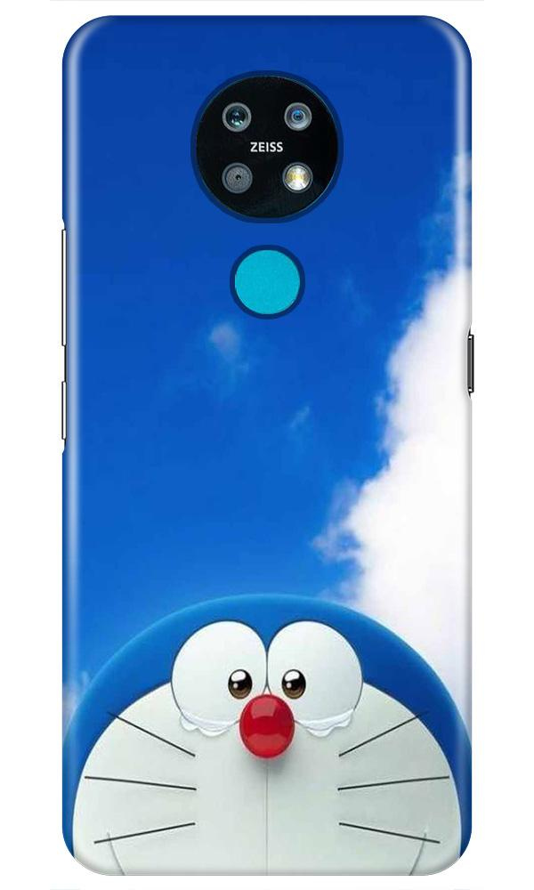 Doremon Mobile Back Case for Nokia 7.2 (Design - 326)