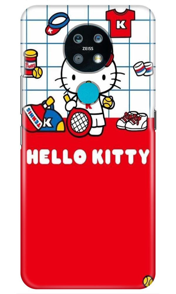 Hello Kitty Mobile Back Case for Nokia 7.2 (Design - 363)