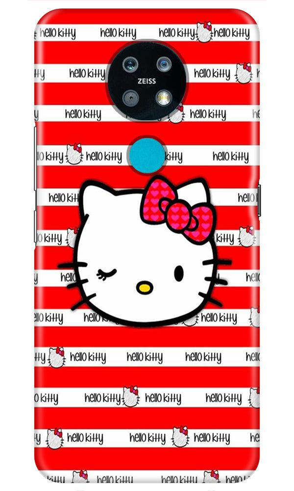 Hello Kitty Mobile Back Case for Nokia 7.2 (Design - 364)