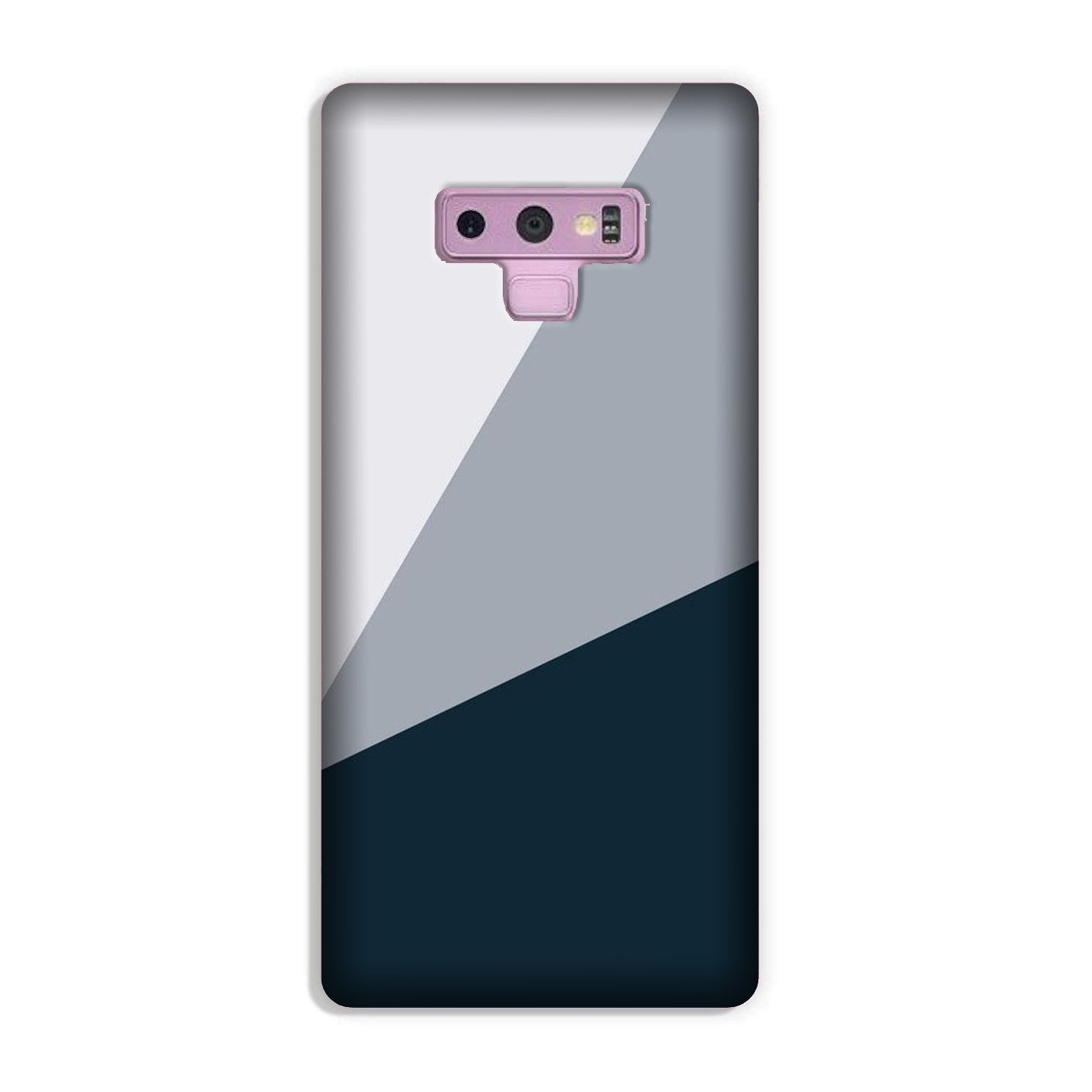 Blue Shade Case for Galaxy Note 9 (Design - 182)