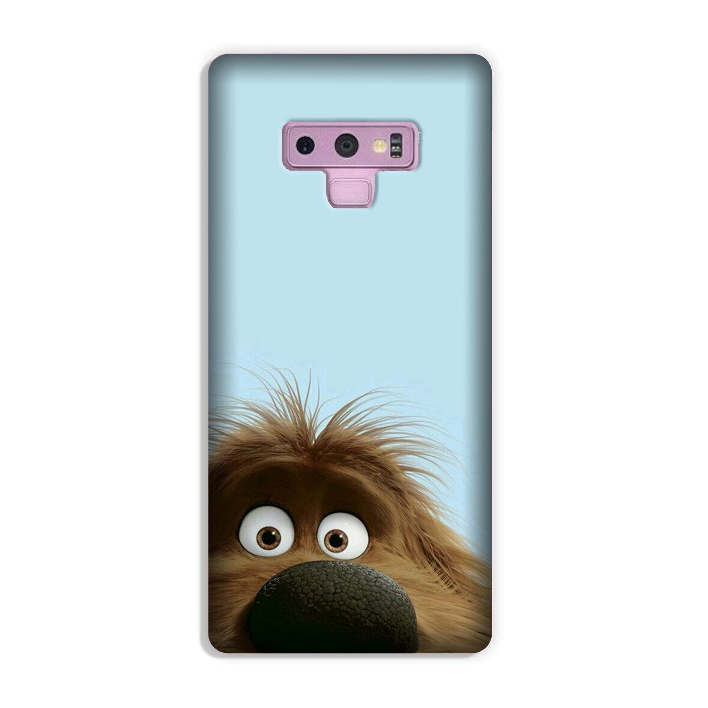 Cartoon Case for Galaxy Note 9 (Design - 184)