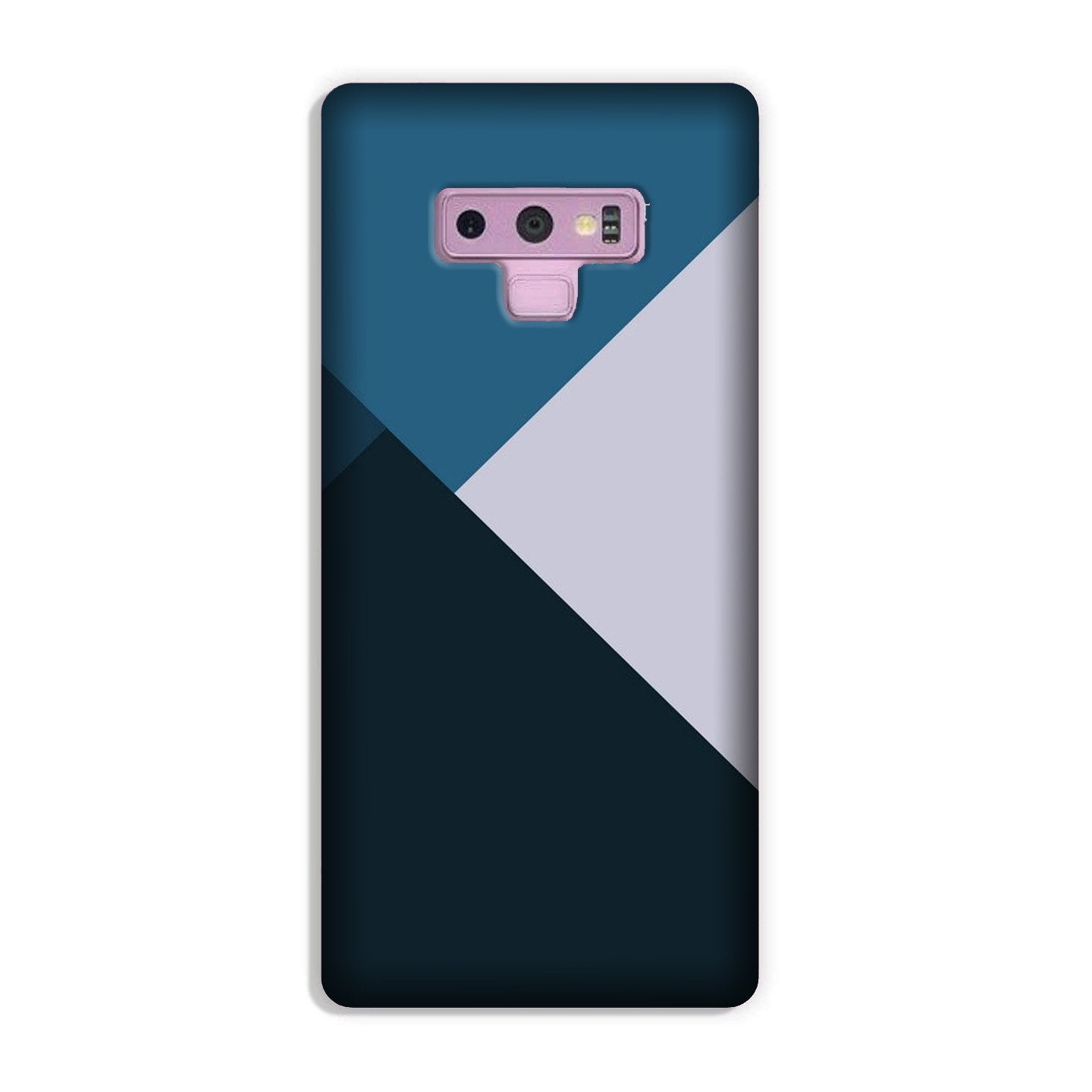 Blue Shades Case for Galaxy Note 9 (Design - 188)