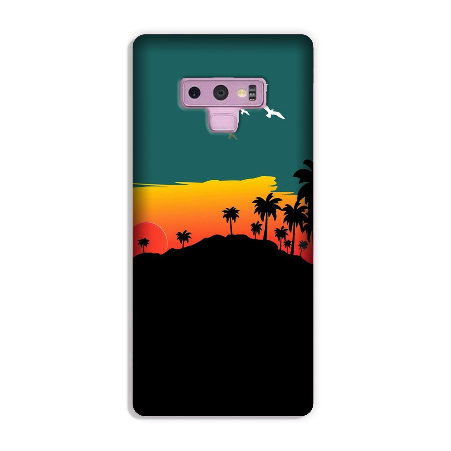 Sky Trees Case for Galaxy Note 9 (Design - 191)