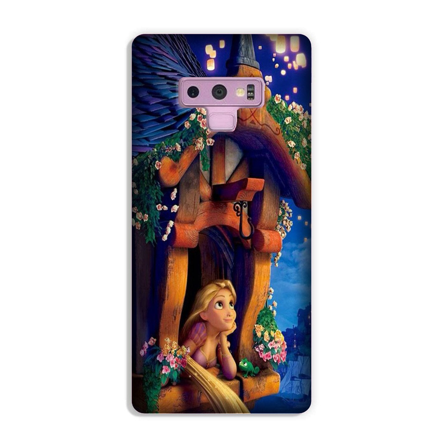 Cute Girl Case for Galaxy Note 9 (Design - 198)