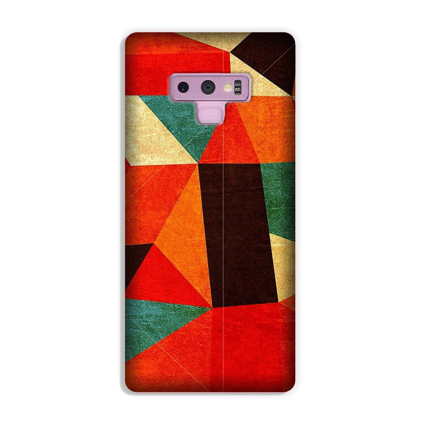 Modern Art Case for Galaxy Note 9 (Design - 203)