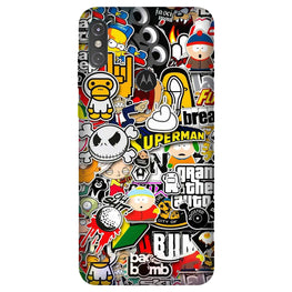 Designer Mobile Back Case for Moto One Power (Design - 320)