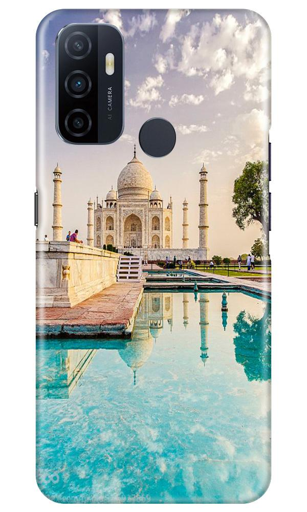 Taj Mahal Case for Oppo A33 (Design No. 297)