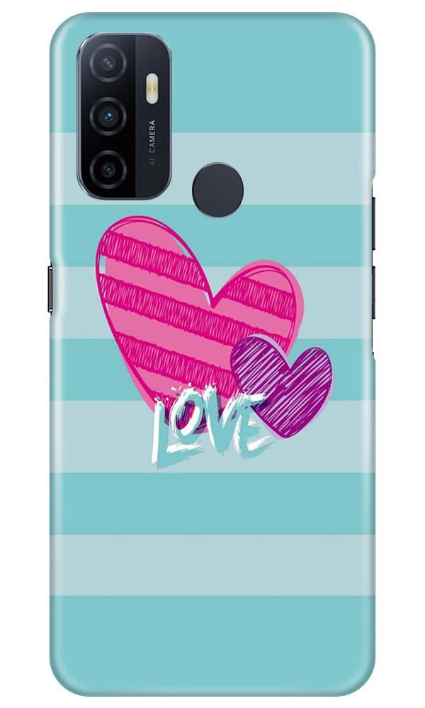 Love Case for Oppo A33 (Design No. 299)