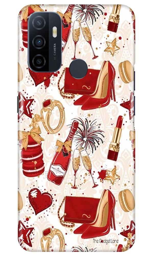 Girlish Mobile Back Case for Oppo A33 (Design - 312)