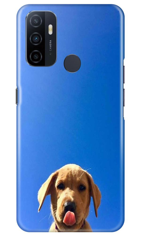 Dog Mobile Back Case for Oppo A33 (Design - 332)