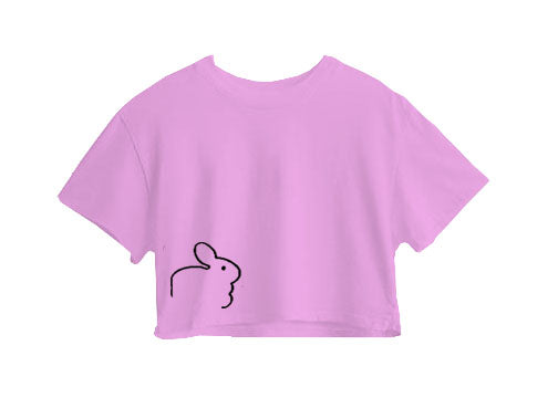 Rabbit Crop Top