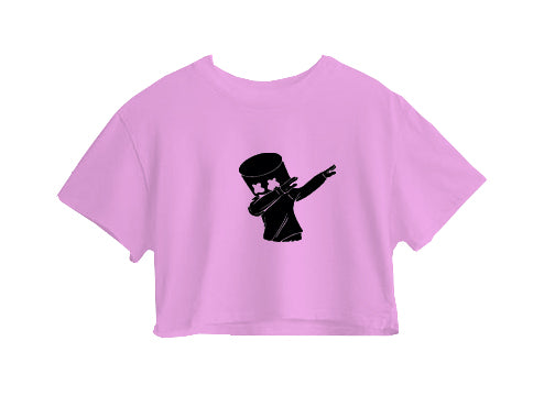 MARSHMELLO CROP TOP