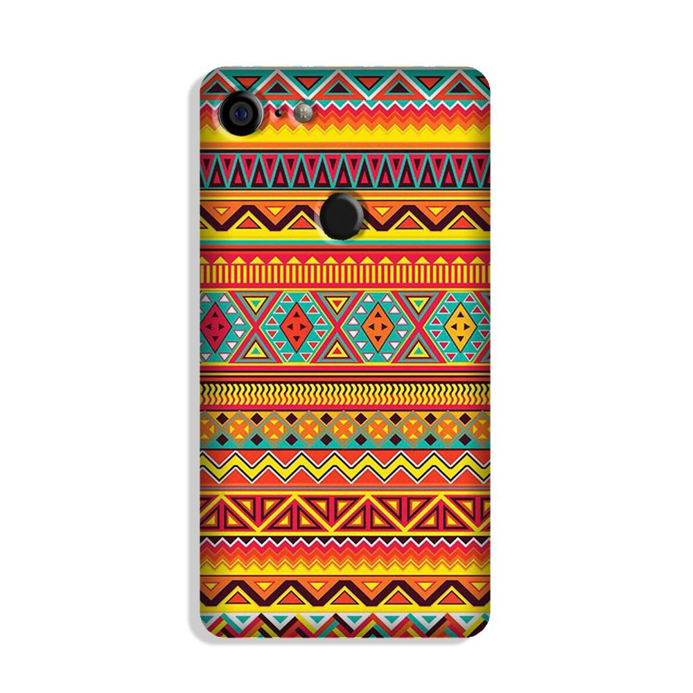 Zigzag line pattern Case for Google Pixel 3