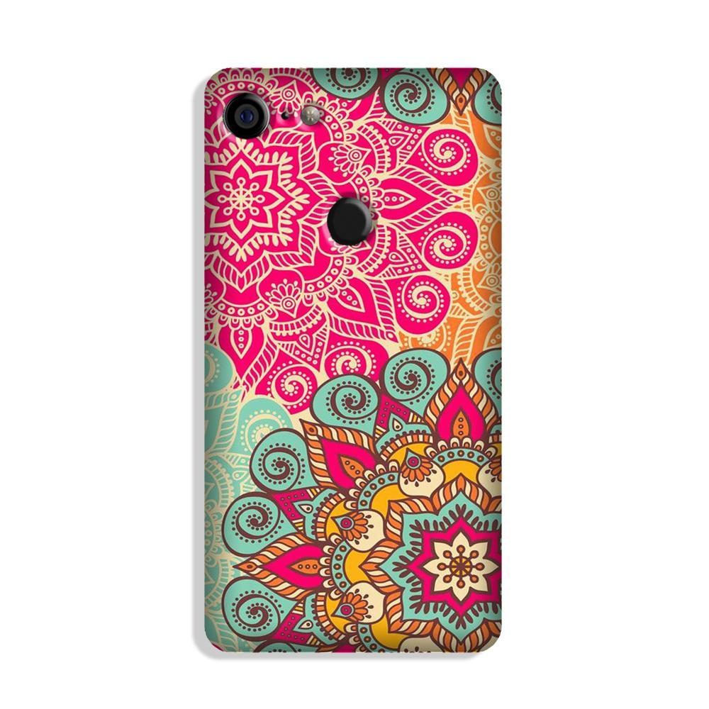 Rangoli art Case for Google Pixel 3