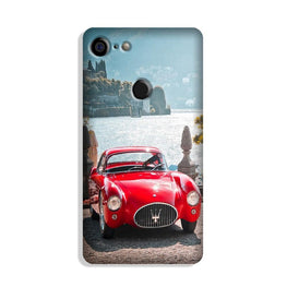 Vintage Car Case for Google Pixel 3