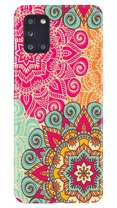 Rangoli art Case for Samsung Galaxy A31