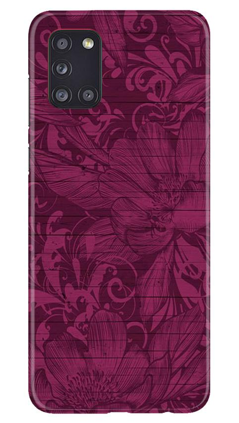 Purple Backround Case for Samsung Galaxy A31