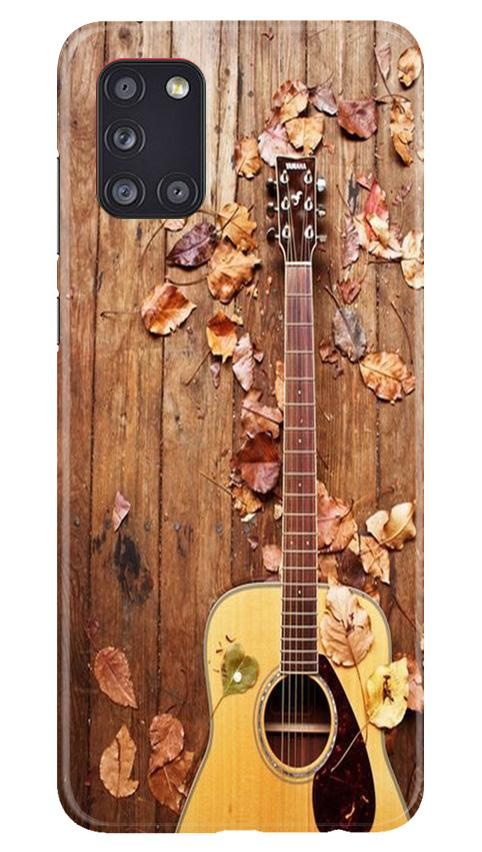 Guitar Case for Samsung Galaxy A31