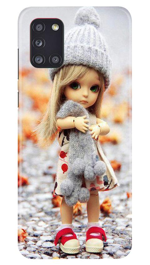 Cute Doll Case for Samsung Galaxy A31
