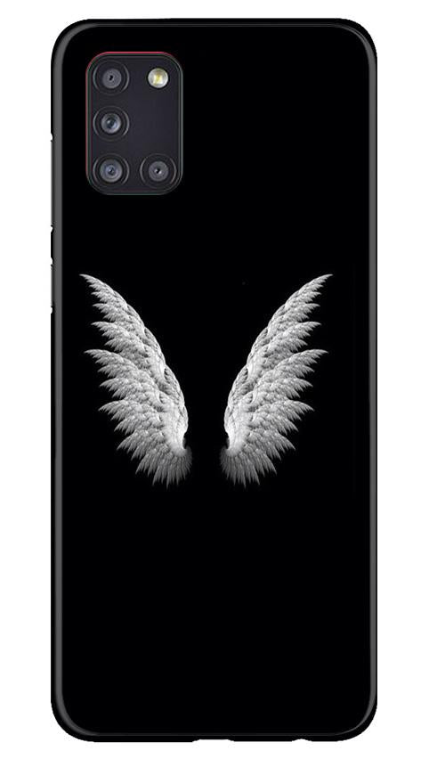Angel Case for Samsung Galaxy A31  (Design - 142)