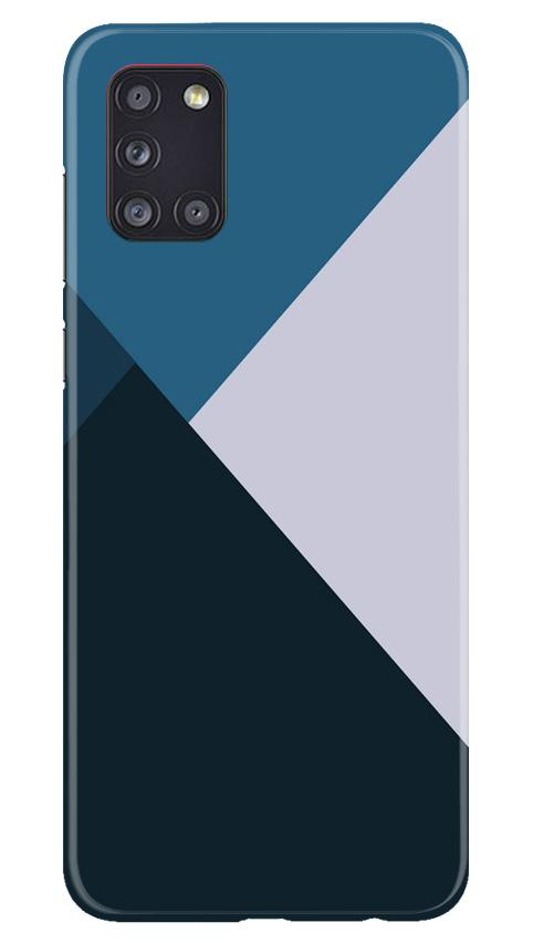 Blue Shades Case for Samsung Galaxy A31 (Design - 188)