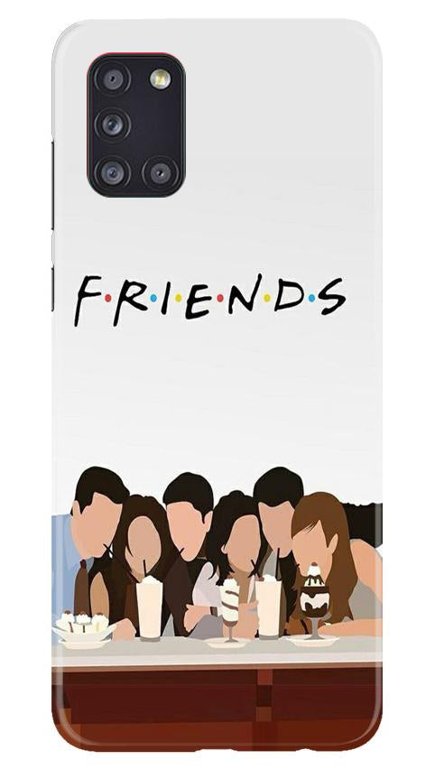 Friends Case for Samsung Galaxy A31 (Design - 200)