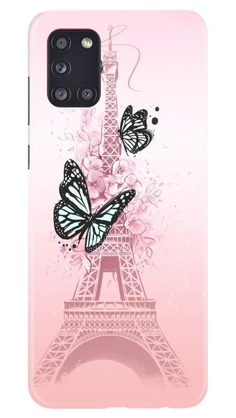 Eiffel Tower Case for Samsung Galaxy A31 (Design No. 211)