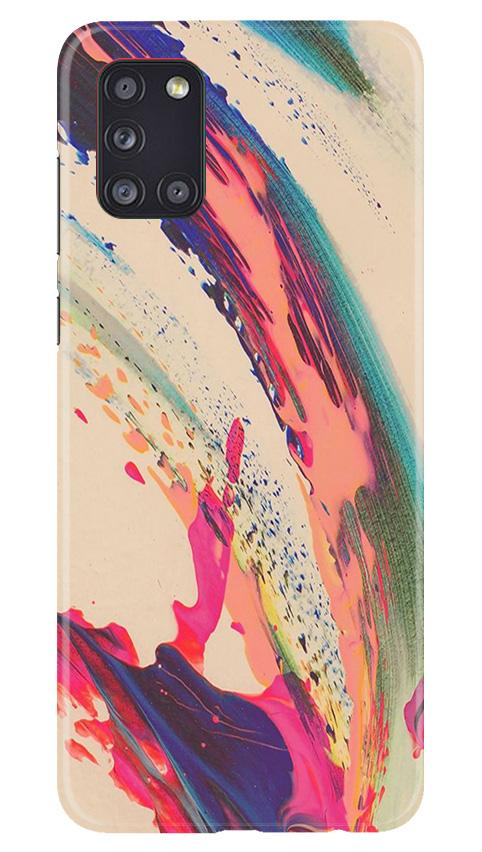 Modern Art Case for Samsung Galaxy A31 (Design No. 234)