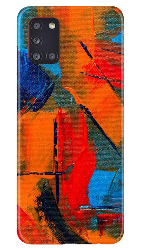 Modern Art Case for Samsung Galaxy A31 (Design No. 237)