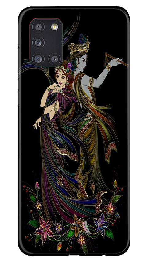 Radha Krishna Case for Samsung Galaxy A31 (Design No. 290)
