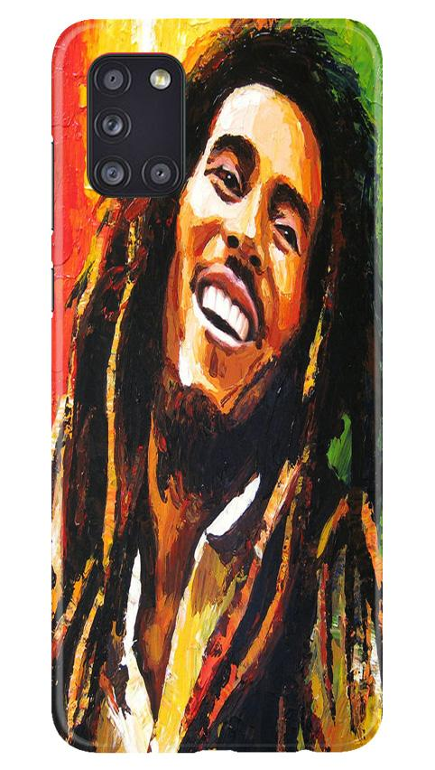 Bob marley Case for Samsung Galaxy A31 (Design No. 295)
