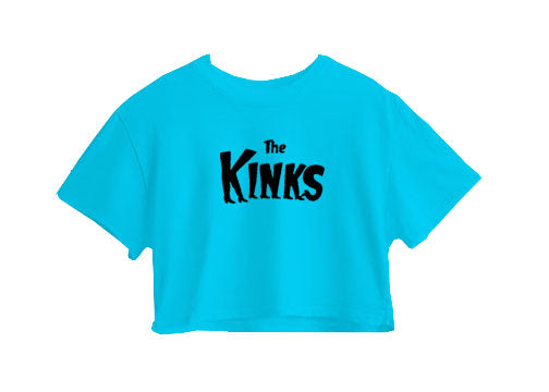 The Kinks Crop Top
