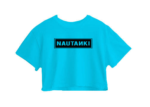 Nautanki Crop Top