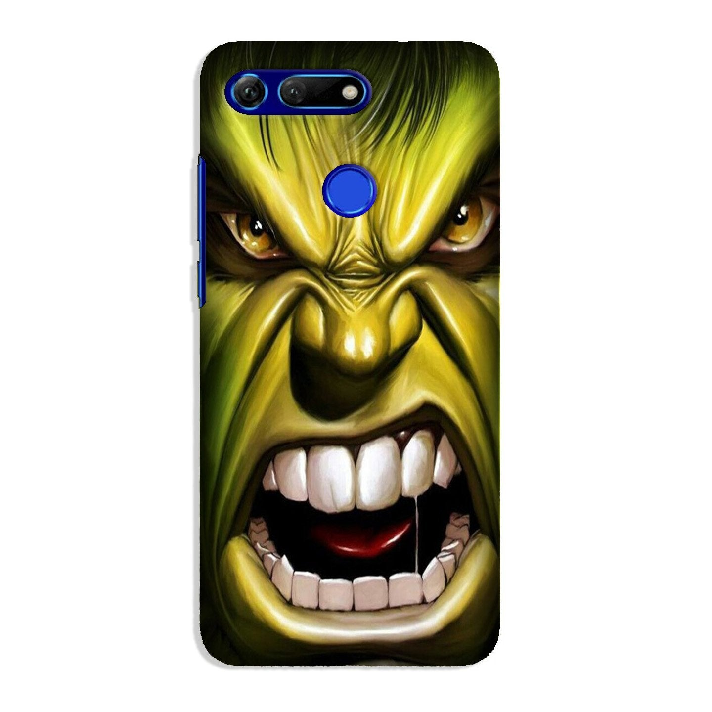 Hulk Superhero Case for Honor View 20  (Design - 121)