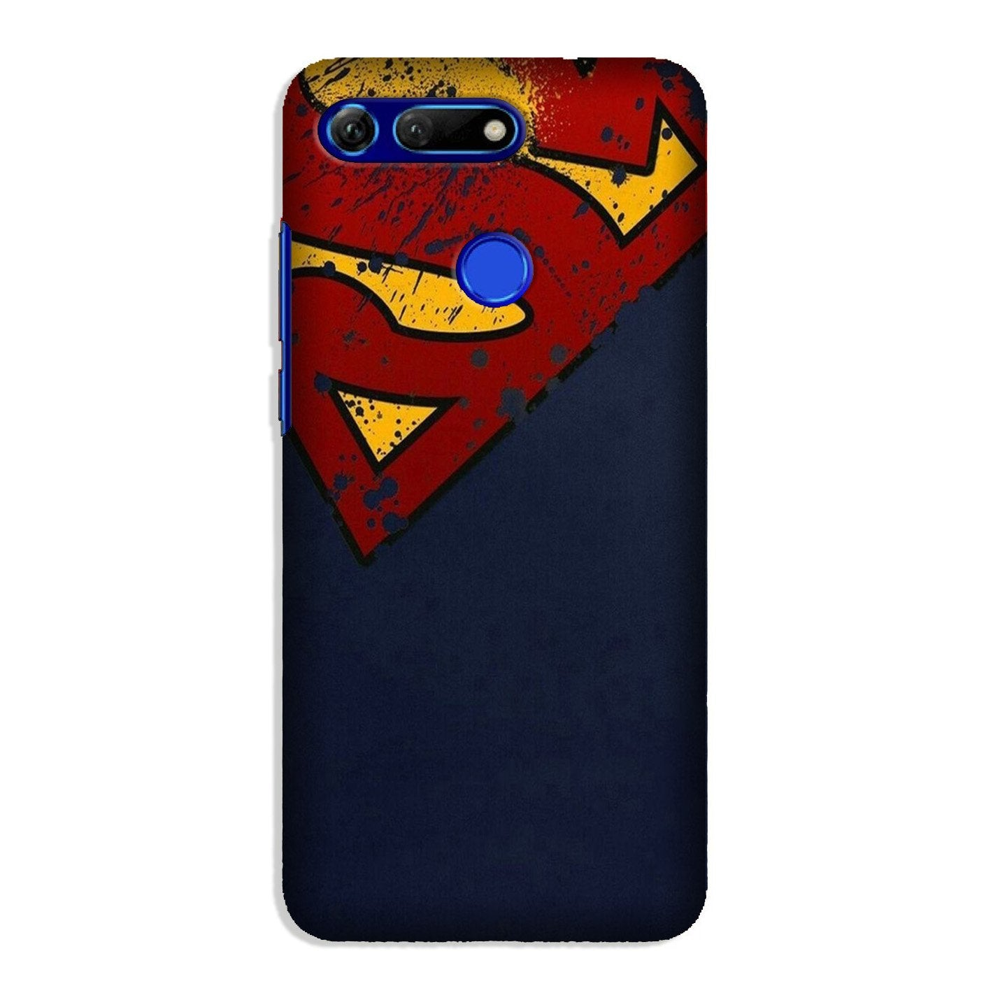 Superman Superhero Case for Honor View 20  (Design - 125)