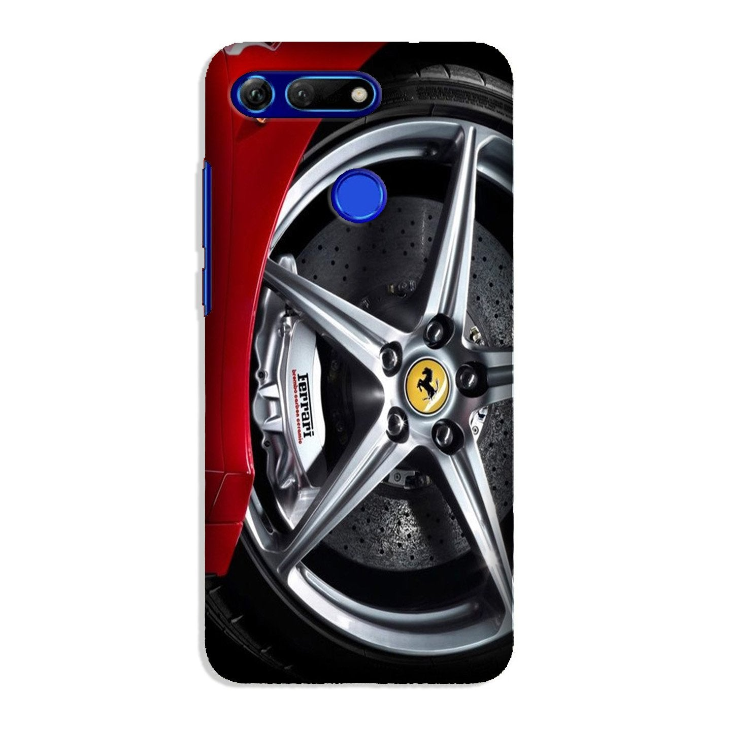 Ferari  Case for Honor View 20  (Design - 133)