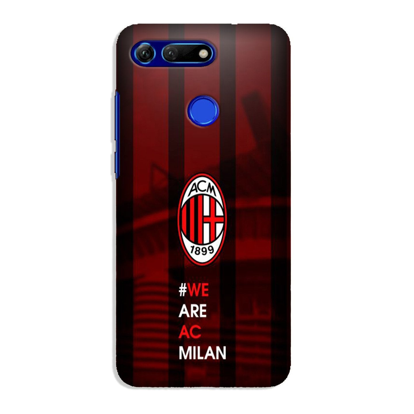 AC Milan Case for Honor View 20  (Design - 155)