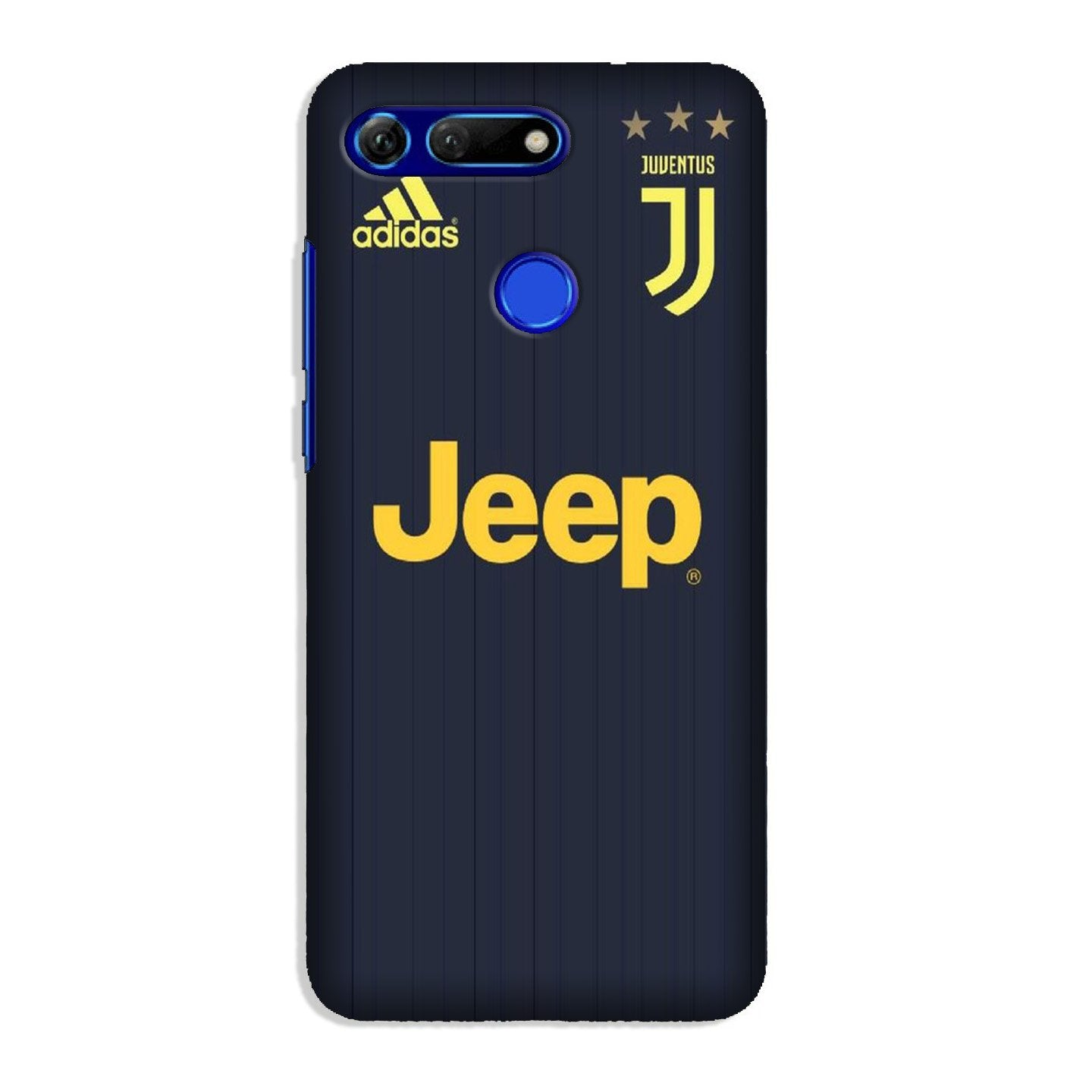 Jeep Juventus Case for Honor View 20  (Design - 161)