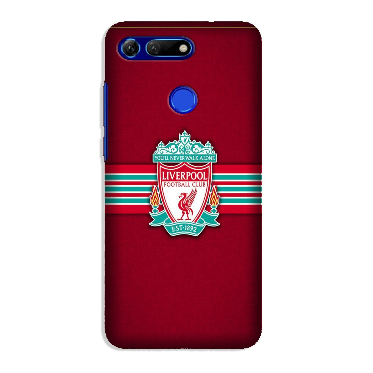 Liverpool Case for Honor View 20  (Design - 171)