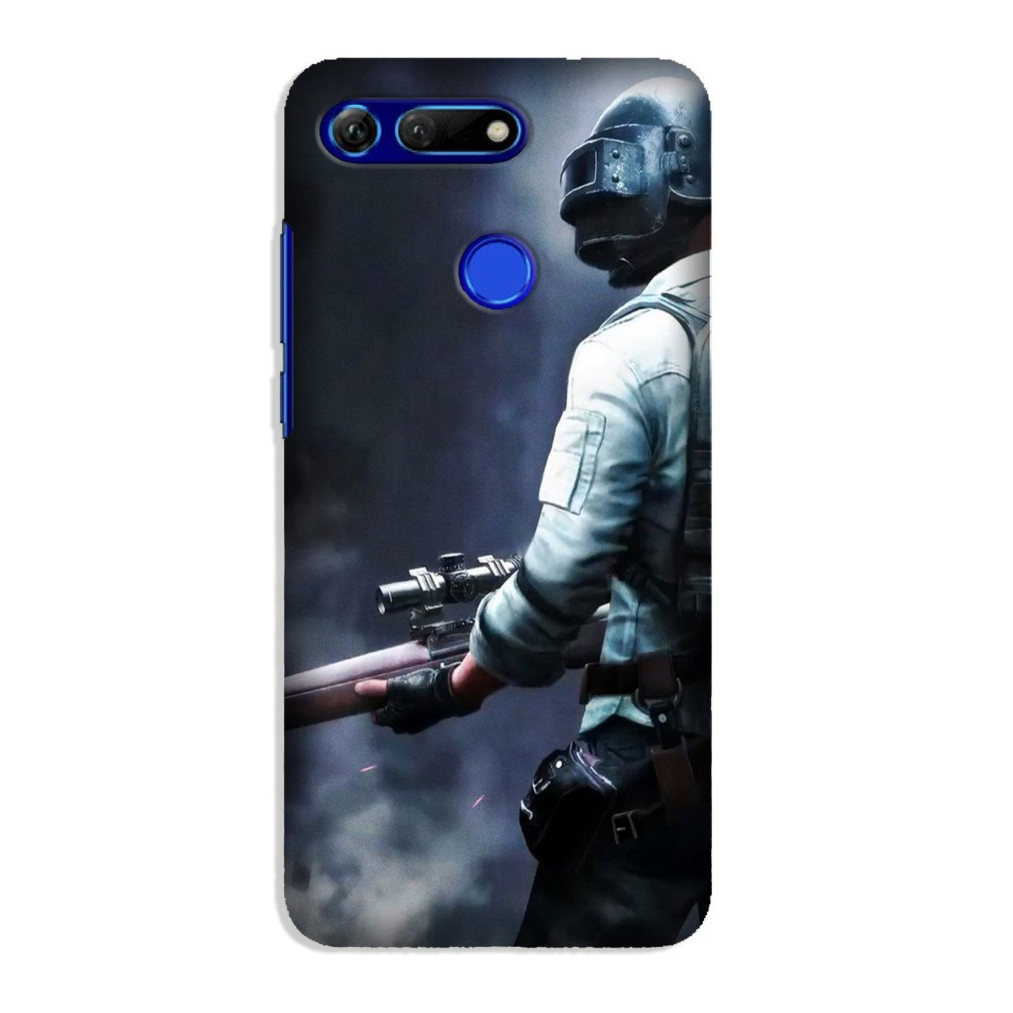 Pubg Case for Honor View 20  (Design - 179)