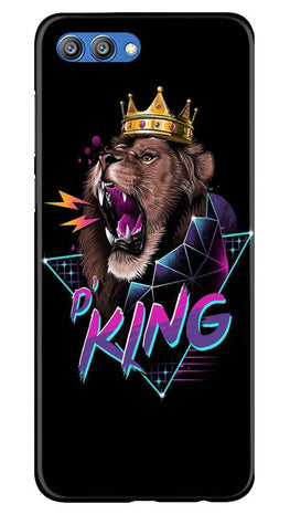 Lion King Case for Honor View 10 (Design No. 219)
