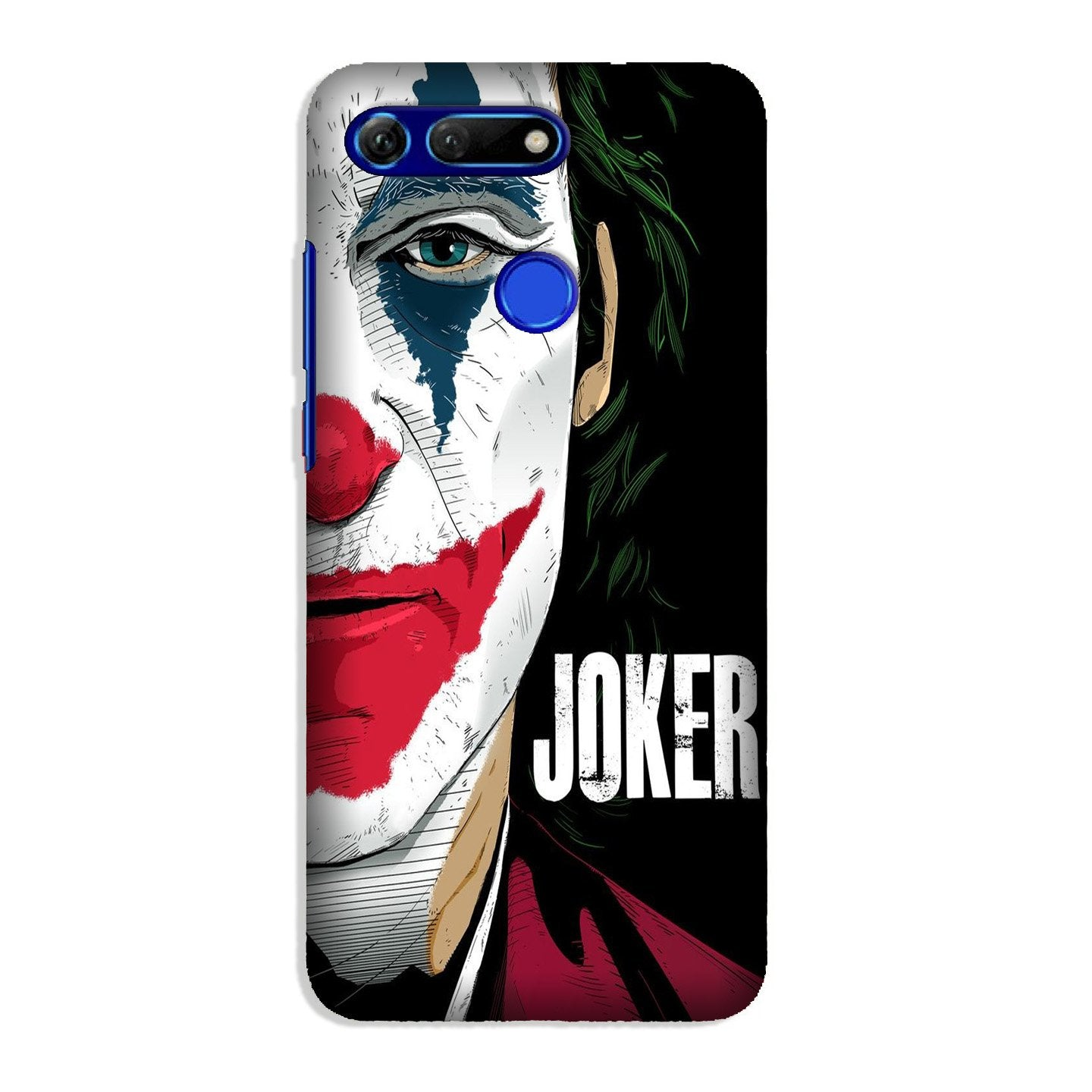 Joker Mobile Back Case for Honor View 20 (Design - 301)
