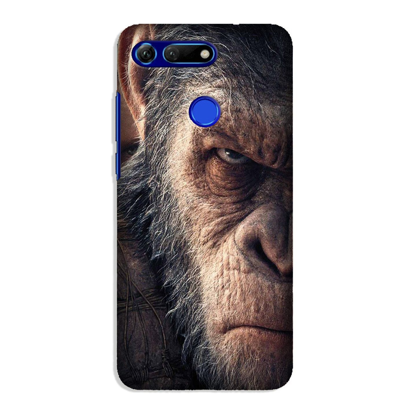 Angry Ape Mobile Back Case for Honor View 20 (Design - 316)